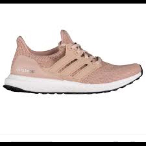 finest selection 27a0f 9b757 Adidas ultra boost ash rose color. Size 6 1/2 W